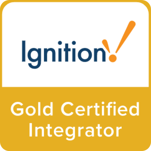 Ignition Gold Certified Integrator | SISC